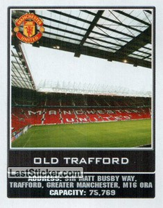 Old Trafford (The Stadiums)