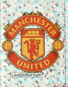 Manchester United logo (Manchester United)