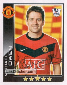 Michael Owen (Manchester United)