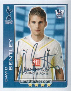 David Bentley (Tottenham Hotspur)