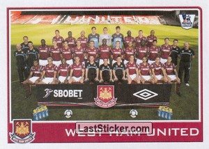 West Ham United team (West Ham United)