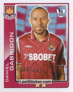 Daniel Gabbidon (West Ham United)