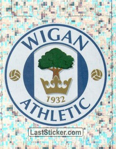 Wigan Athletic logo (Wigan Athletic)