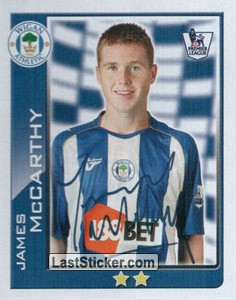 James McCarthy (Wigan Athletic)