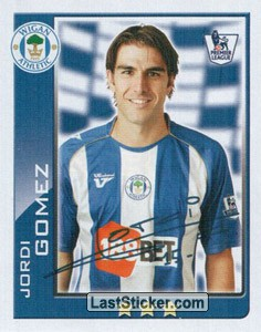 Jordi Gomez (Wigan Athletic)