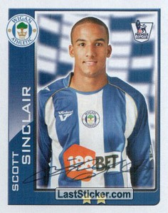 Scott Sinclair (Wigan Athletic)
