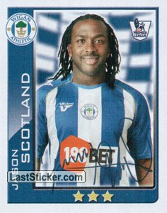 Jason Scotland (Wigan Athletic)