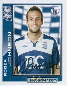 Roger Johnson (Birmingham City)