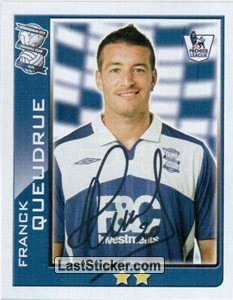 Franck Queudrue (Birmingham City)