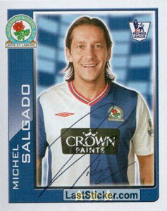 Michel Salgado (Blackburn Rovers)