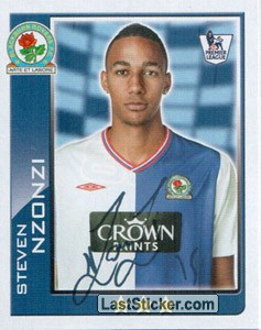 Steven Nzonzi (Blackburn Rovers)