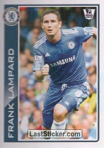 Frank Lampard photo (Topps 3D Live)