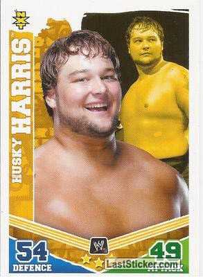 Husky Harris (NXT Card)