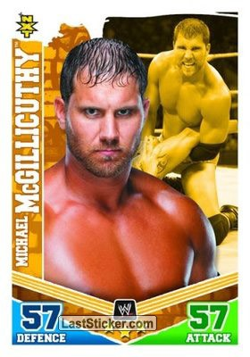 Michael McGillicutty (NXT Card)