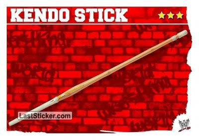Kendo Stick (Prop Card)