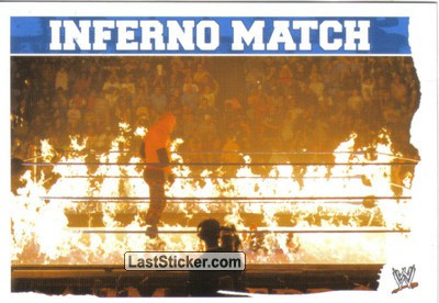 Inferno Match (Match Type Card)