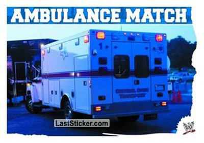 Ambulance Match (Match Type Card)