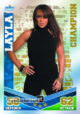 Layla (Champion Card)