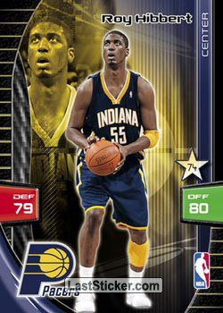 Roy Hibbert (Indiana Pacers)
