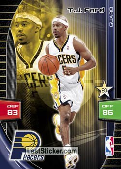 T.J. Ford (Indiana Pacers)