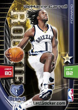 DeMarre Carroll (Memphis Grizzlies)
