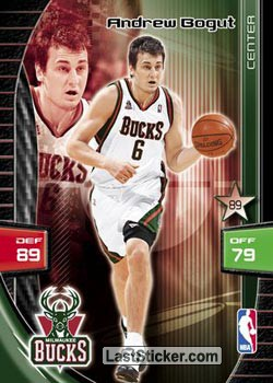 Andrew Bogut (Milwaukee Bucks)