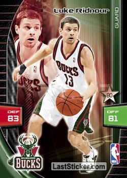 Luke Ridnour (Milwaukee Bucks)
