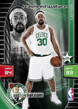 Rasheed Wallace (Boston Celtics)