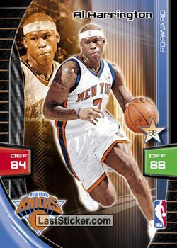 Al Harrington (New York Knicks)