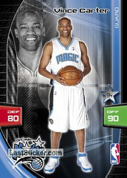 Vince Carter (Orlando City Magic)