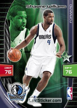 Shawne Williams (Dallas Maverikcs)