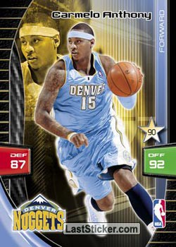 Carmelo Anthony (Denver Nuggets)