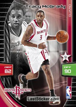 Tracy McGrady (Houston Rockets)