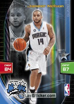 Jameer Nelson (Orlando City Magic)