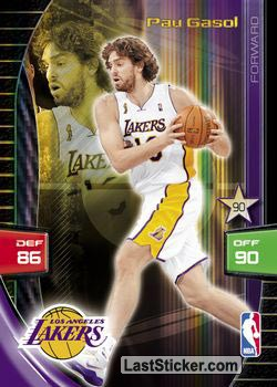 Pau Gasol (Los Angeles Lakers)