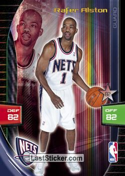 Rafer Alston (New Jersey Nets)