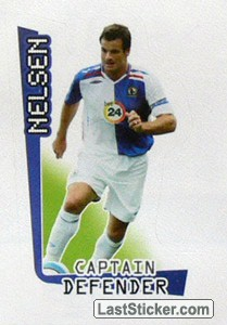 Nelsen (Blackburn Rovers)