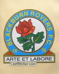 Blackburn Rovers logo (Blackburn Rovers)