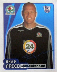 Brad Friedel (Blackburn Rovers)
