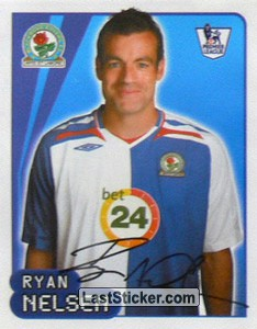 Ryan Nelsen (Blackburn Rovers)