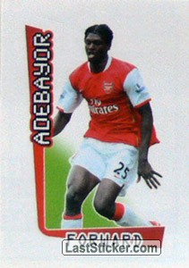 Adebayor (Arsenal)