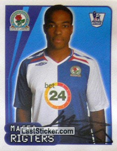 Maceo Rigters (Blackburn Rovers)