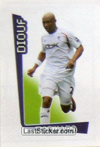 Diouf (Bolton Wanderers)