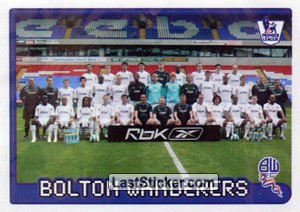 Bolton Wanderers team (Bolton Wanderers)