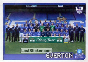Everton team (Everton)
