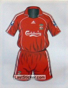 Liverpool home kit (Liverpool)