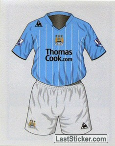 Manchester City home kit (Manchester City)