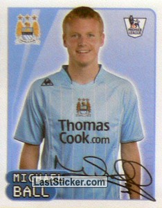 Michael Ball (Manchester City)