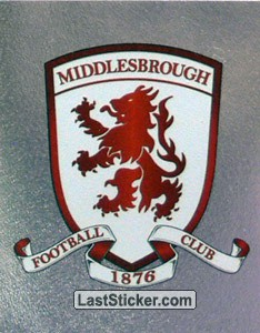 Middlesbrough logo (Middlesbrough)