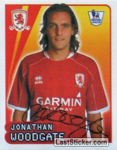 Jonathan Woodgate (Middlesbrough)